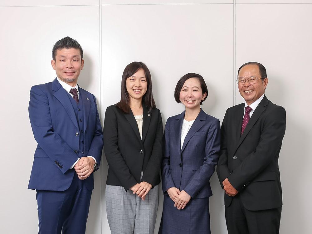 神戸すえひろ税理士法人スタッフ集合写真